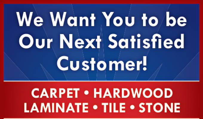 Be our next satisfied customer at Floors To Go in Pompano Beach!